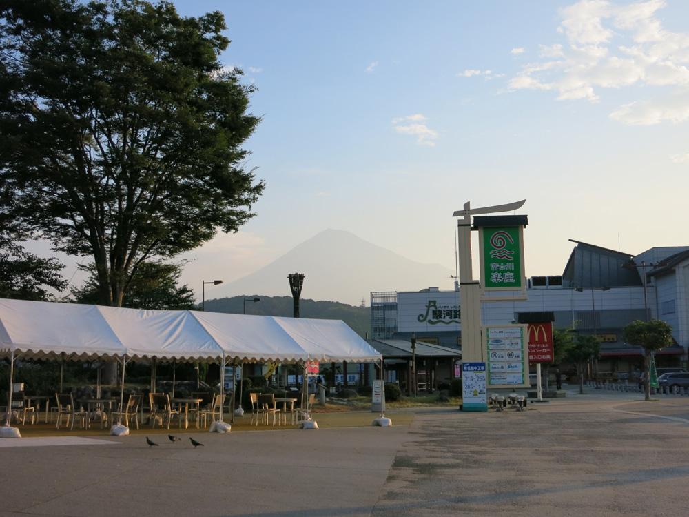 富士川パーキングエリア
